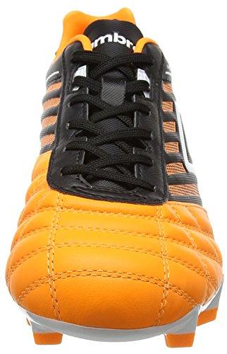 Umbro Medusæ Premier Hg, Chaussures de Football Homme Orange (Epy Orange Pop/White/Black)