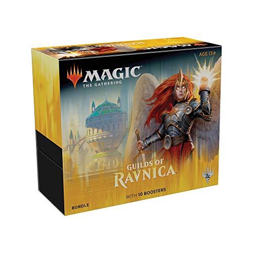 Magic The Gathering MTG-GRN-BU-EN Guilds of Ravnica Bundle, Mehrfarbig