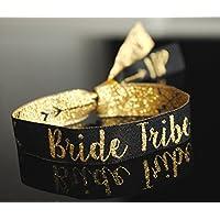 Bride Tribe Hen Party Wristbands - Braut Stamm Hen Party Armbänder ~ Bachelorette Party Armbänder / Hen Party Armbänder