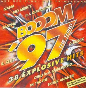 Media (Sony Music) Booom 1997 - The Third