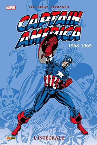 CAPTAIN AMERICA INTEGRALE T03 1968 1969