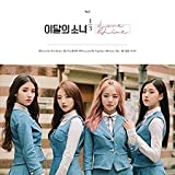 monthly girl 1/3 LOONA - Love&Live (1st Mini Album) [Normal Edition] CD+Photobook+Photocard