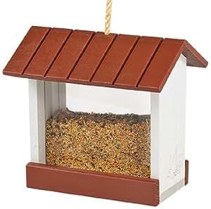 Fop M04 Mangeoire à oiseaux en plexiglas 26x19x25cm