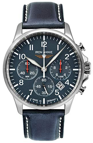 Junkers Armbanduhr 5872-3 Herrenuhr