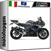 GPR - Tubo de Escape Alto de Hierro Fundido para Yamaha YZF R6 2003 03 2004