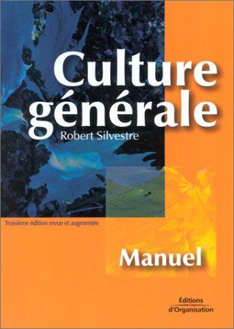 Culture générale : Manuel