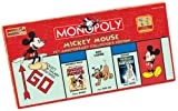 Mickey Mouse Monopoly - 75th Anniversary...