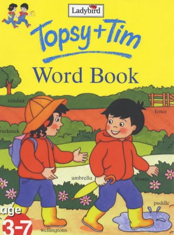 Topsy and Tim word book