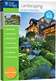 Chief Architect Landscaping & Deck Designer 9.0 (PC CD)