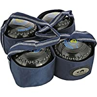Carta Sport Outdoor Lawn Bowls Carry Bag - 4 Bowls Harness/Carrier