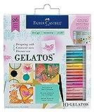 Faber-Castell Kit mit Gelato-Stiften.