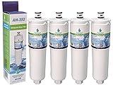 4x AH-352A kompatibel für Abode Aquifier Wasserhahn AT2002 Safelock Wasserfilter ersetzen