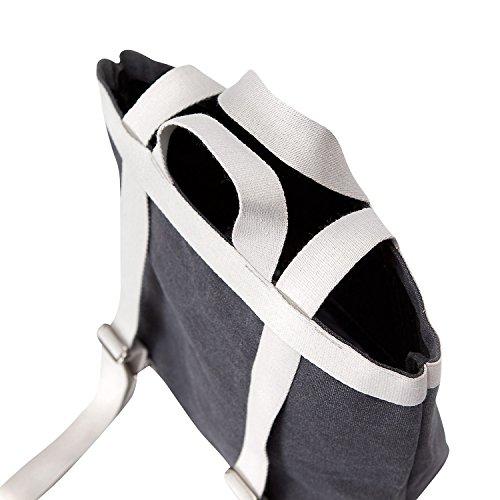 Ucon Acrobatics Handbag Tilda Original Series Tela I Nero