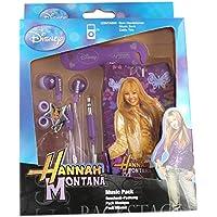 Disney em66361violett im Ohr Headset im Ohr–Kopfhörer (im Ohr, im Ohr, verkabelt, Violett)