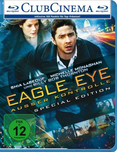 Bild von Eagle Eye - Außer Kontrolle [Blu-ray] [Special Edition]