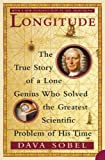 Front cover for the book Longitude: The True Story of a Lone Genius Who Solved the Greatest Scientific Problem of His Time by Dava Sobel