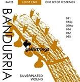 CUERDAS BANDURRIA - Galli (Plana 014P) 2ª (12 Unidades)
