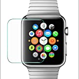 [2-Pack]42MM inShang Apple Watch Pellicola protettiva vetro temperato, Super resistente agli urti, ultra-trasparente film protezione dello schermo di alta sensibilità, tempered Screen Protector per Apple Osservare 42mm edizione