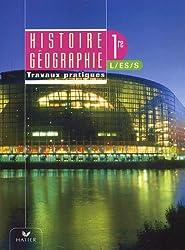 Histoire-Géographie 1e L-ES-S : Travaux dirigés