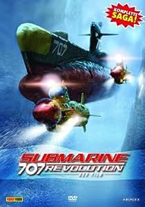 Submarine 707R, 1 DVD, dtsch. u. japan. Version
