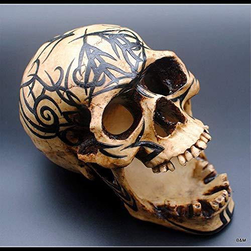 YZPYHG La temible decoración de Halloween y la cubierta...