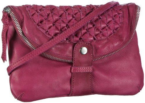 Black Lily  bubble bag, sac bandoulière femme Rose - Pink (fuchsia)