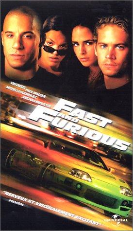 Preisvergleich Produktbild Fast and Furious [VHS]