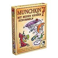 Pegasus-Spiele-17217G-Munchkin-7-Mit-beiden-Hnden-schummeln