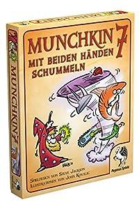 Pegasus Spiele - Juego de cartas, 3 a 6 jugadores (versión en alemán)
