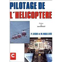 Pilotage de l'hélicoptère