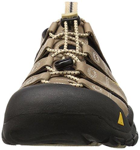 Keen ARROYO II 1002427, Chaussures de randonnée homme White Pepper Black