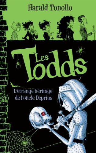 L' étrange héritage de l'oncle Déprius / Harald Tonollo   Tonollo, Harald. Auteur