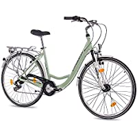 71,12 cm pulgadas LUXUS ALU CITY BIKE bicicleta DAMENRAD CHRISSON RELAXIA 1,0