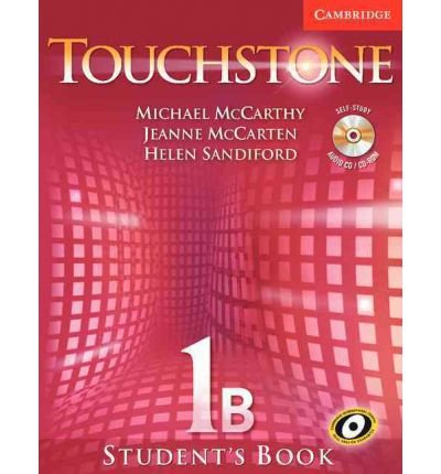 [(Touchstone Level 1 Student's Book B with Audio CD/CD-ROM)] [Author: Michael J. McCarthy] published on (February, 2005)