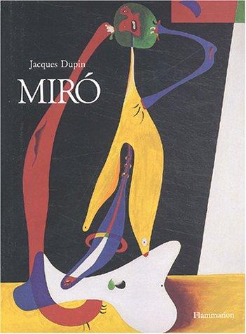 Miro par Jacques Dupin