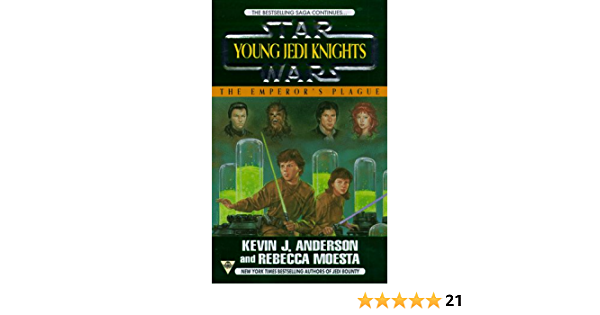 Download The Emperors Plague Star Wars Young Jedi Knights 11 By Kevin J Anderson