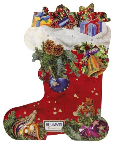 Heilemann Pralinen Adventskalender Stiefel, 1er Pack (1 x 290 g)