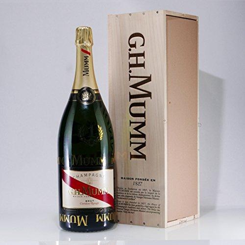 GH Mumm Cordon Rouge Champagner (3,0L)