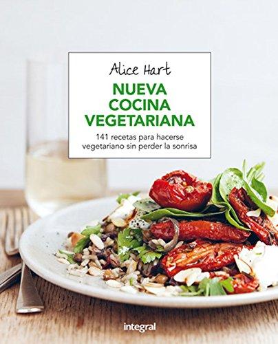 Portada del libro Nueva cocina vegetariana (ALIMENTACION)
