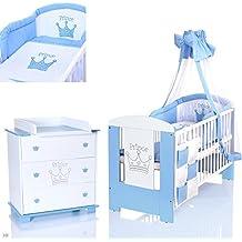 Suchergebnis auf Amazon.de für: babybett komplett mit wickelkommode