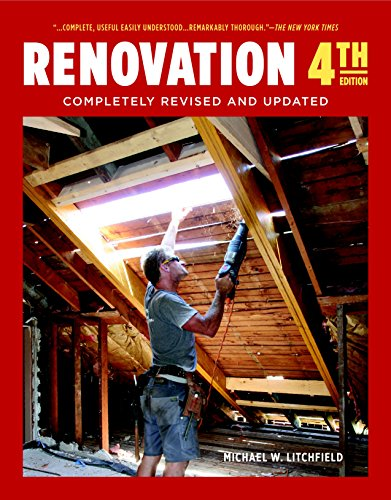 Renovation 4th Edition: Completely Revised and Updated (English Edition)