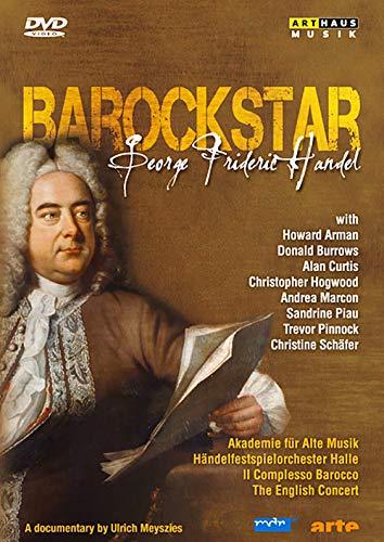 Barockstar - Georg Friedrich Händel Italienischen Barock-kunst