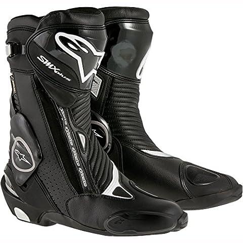 Motorcycle Alpinestars SMX Plus Boots GTX Black 43 UK