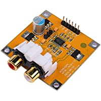 MYAMIA Pcm5102/Pcm5102A Dac Decodificador Junta I2S 384K de 32 bits para El Jugador De La Base Roja De Frambuesa Pi