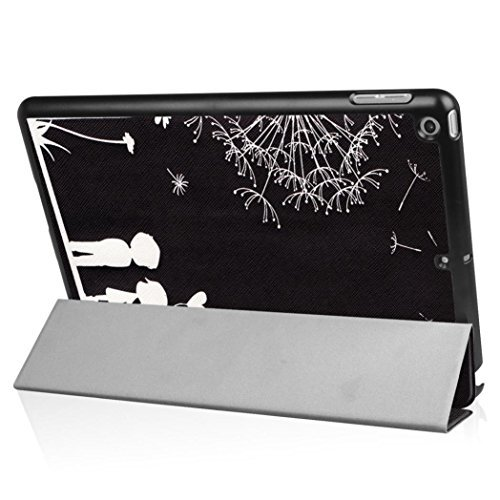 Livoty Leather Cases,Folding Stand Painted Leather Case Cover For ipad 9.7