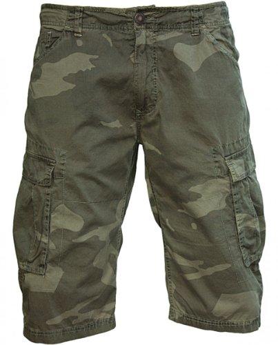 Shine Shorts Camouflage