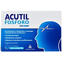 Angelini Acutil Advance Fosforo, 50 Compresse