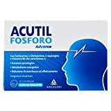 Acutil Fosforo Advance. 50 comprese, 12.50 gr