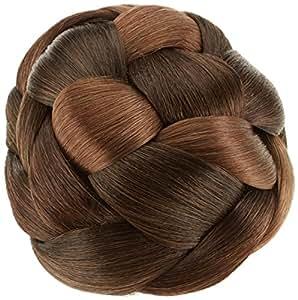 Balmain Elegance Haarteil Saint-Tropez Memory Hair, chocolate brown, 1 Stück