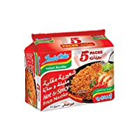 Indomie Hot and Spicy, 5 X 80 gm